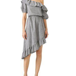 LIKE NEW LoveShackFancy Gingham Haley Dress - S